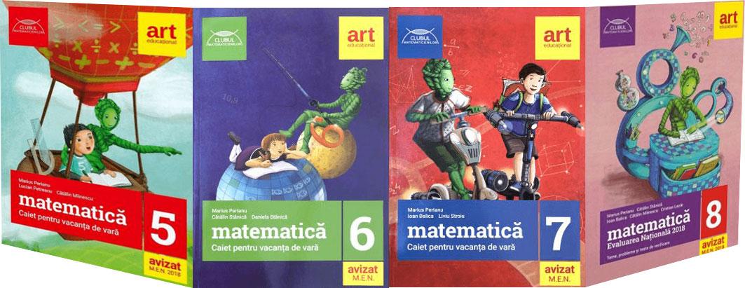 clubul matematicienilor